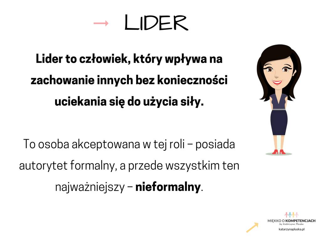 Czy jesteś typem lidera?