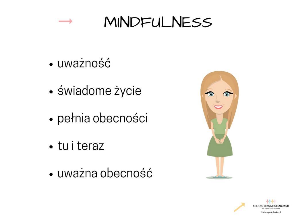 Mindfulness. Co to? Uważność. Świadome życie. Po co?