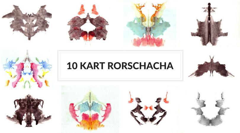 Test plam atramentowych Rorschacha. Czyli jakie masz dewiacje?