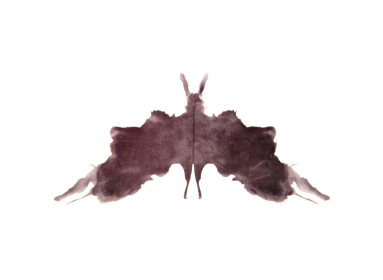 Test plam atramentowych Rorschacha