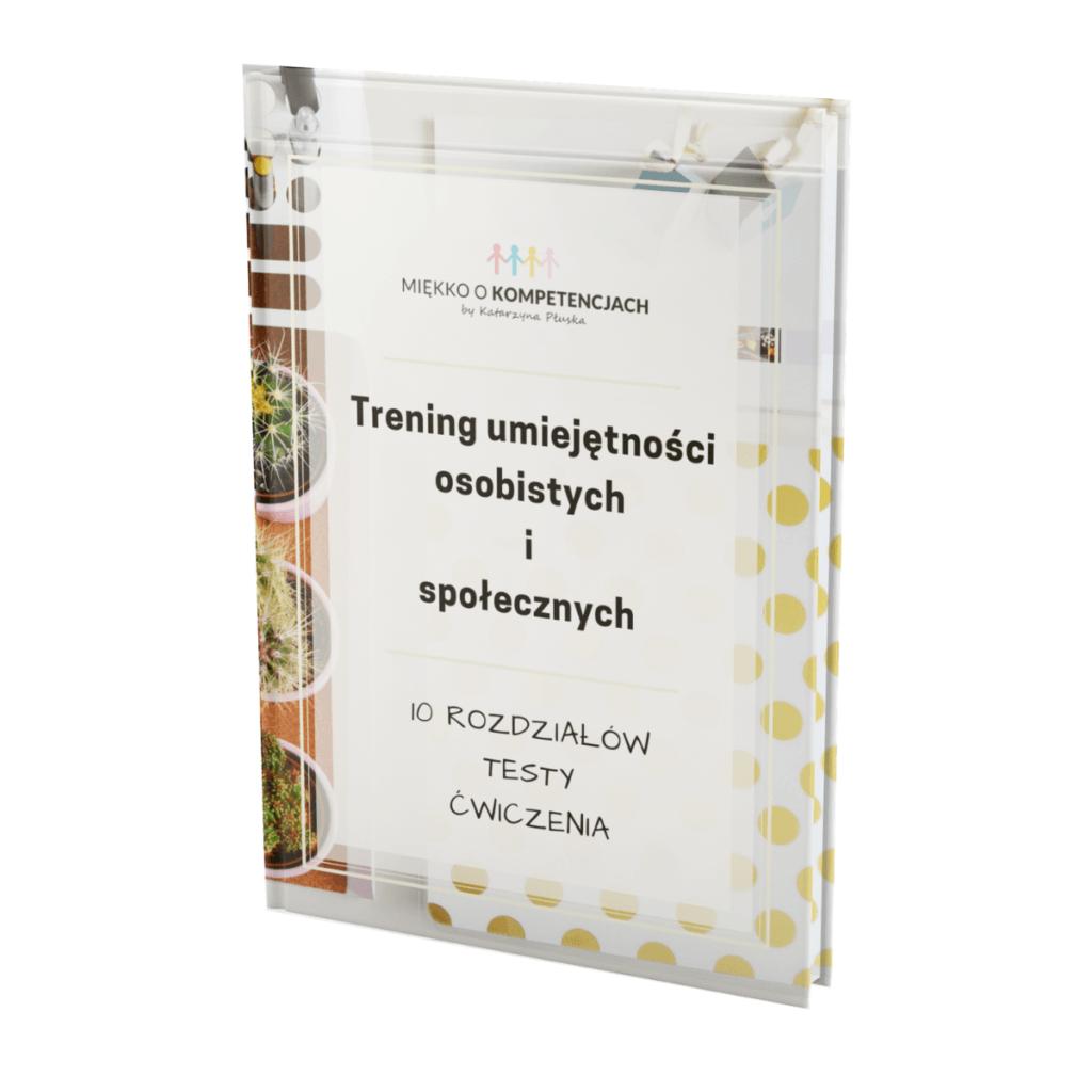 Trening umiejętności osobistych i społecznych e-book Sklep kompetencje miękkie