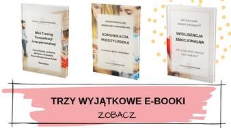 Trzy e-booki