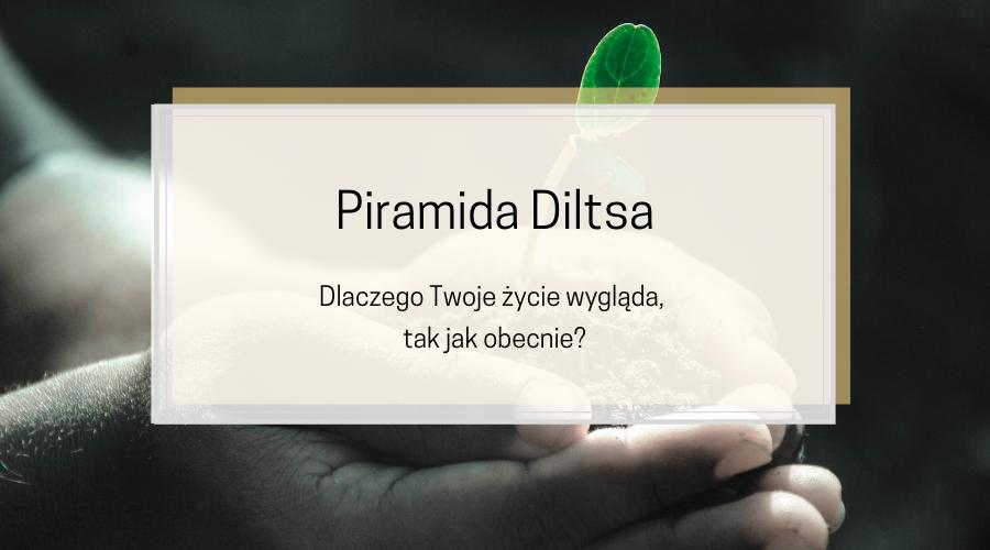 Piramida Diltsa – dlaczego Twoje życie wygląda, tak jak obecnie?